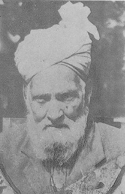 Pir Fazal Ali Qureshi Naqshbandi Mujaddidi (1270-1354 AH) | Ghaffari
